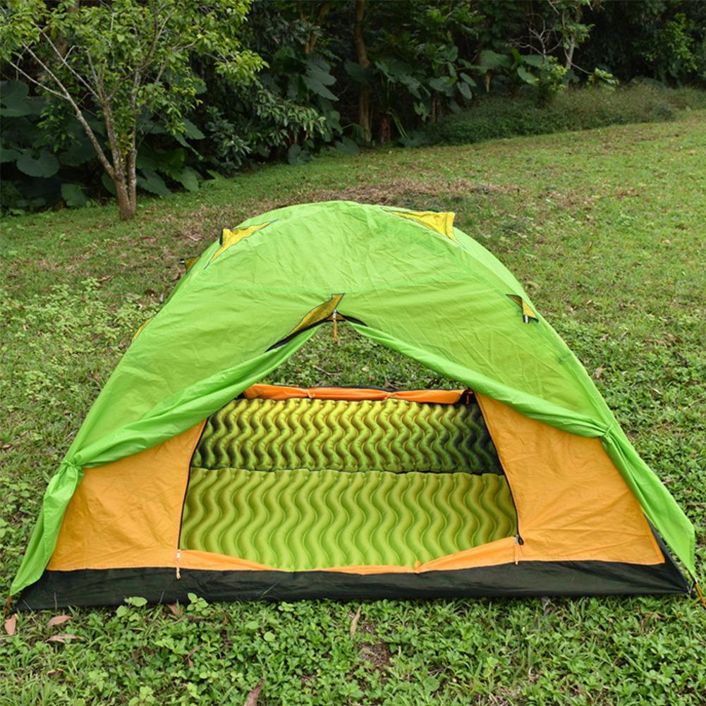 Outdoor-Ultralight-Inflatable-Sleeping-Mat-Camping-Air-Pad-Roll-Bed-Mattress-NEW thumbnail 14