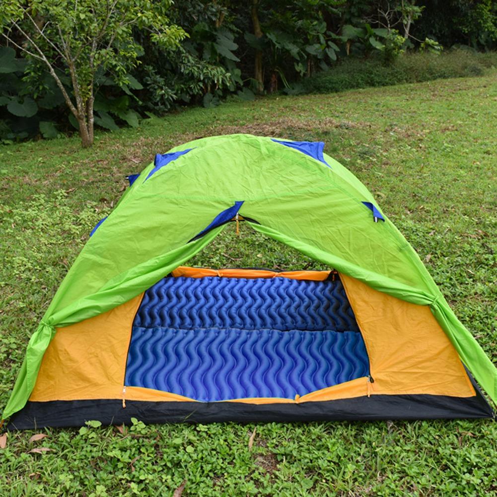 Outdoor-Ultralight-Inflatable-Sleeping-Mat-Camping-Air-Pad-Roll-Bed-Mattress-NEW thumbnail 17