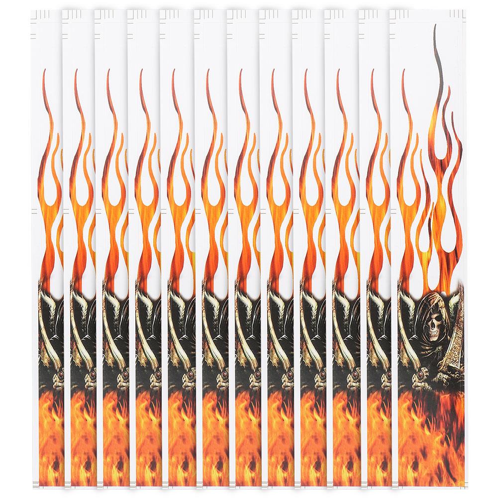 12pcs-pack-Universal-Arrow-Wraps-Sticker-for-Archery-Shaft-DIY-Tool-Decoration thumbnail 20