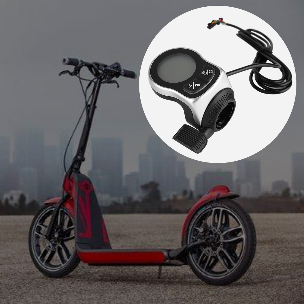 Electric Scooter E-Bike Brushless Controller Motor w/LCD ...