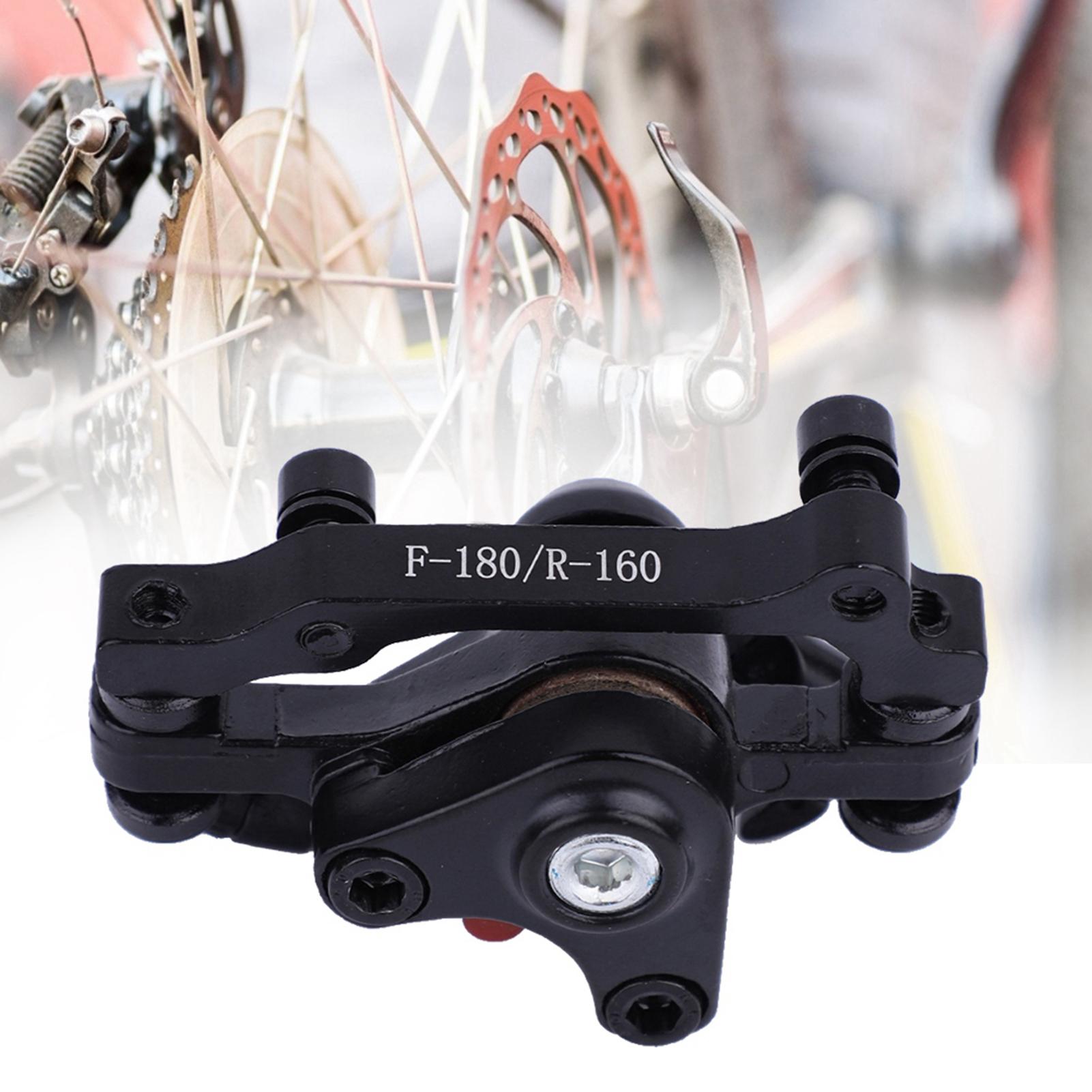 BB8-MTB-Mountain-Bicycle-Bike-Mechanical-Front-Rear-Disc-Brake-Caliper-Kit-1-PCS thumbnail 15
