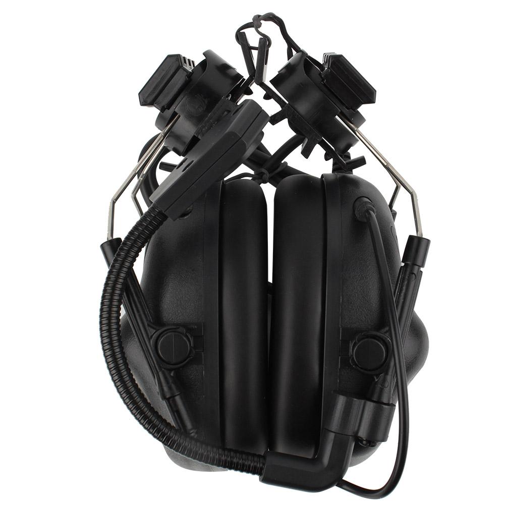 Outdoor-Waterproof-Tactics-Microphone-Earphone-Headset-for-CS-Combats-Hunting thumbnail 11
