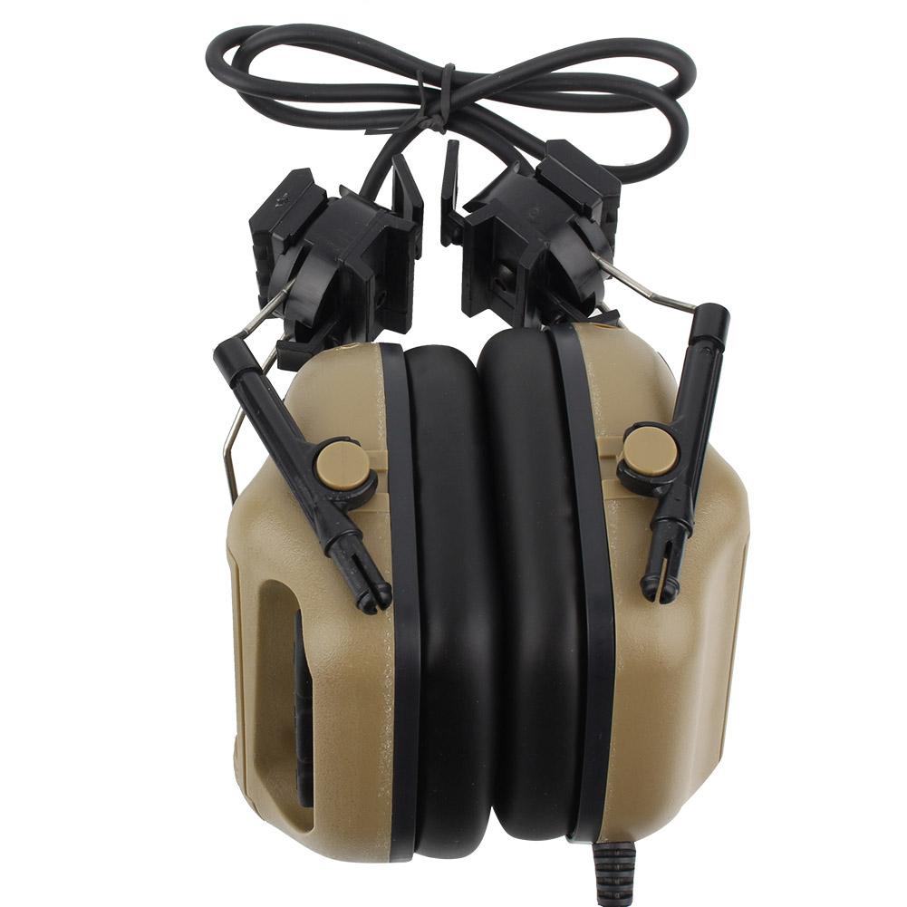 Outdoor-Waterproof-Tactics-Microphone-Earphone-Headset-for-CS-Combats-Hunting thumbnail 14