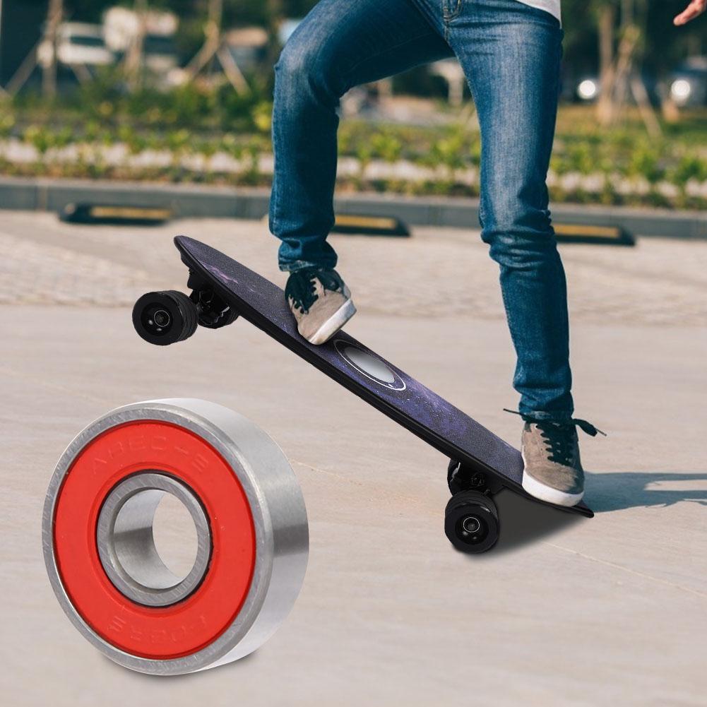8-Pcs-Skateboard-shoes-Bearing-Skate-Roller-Ball-Bearings-Kit-Scooter-Wheels thumbnail 16