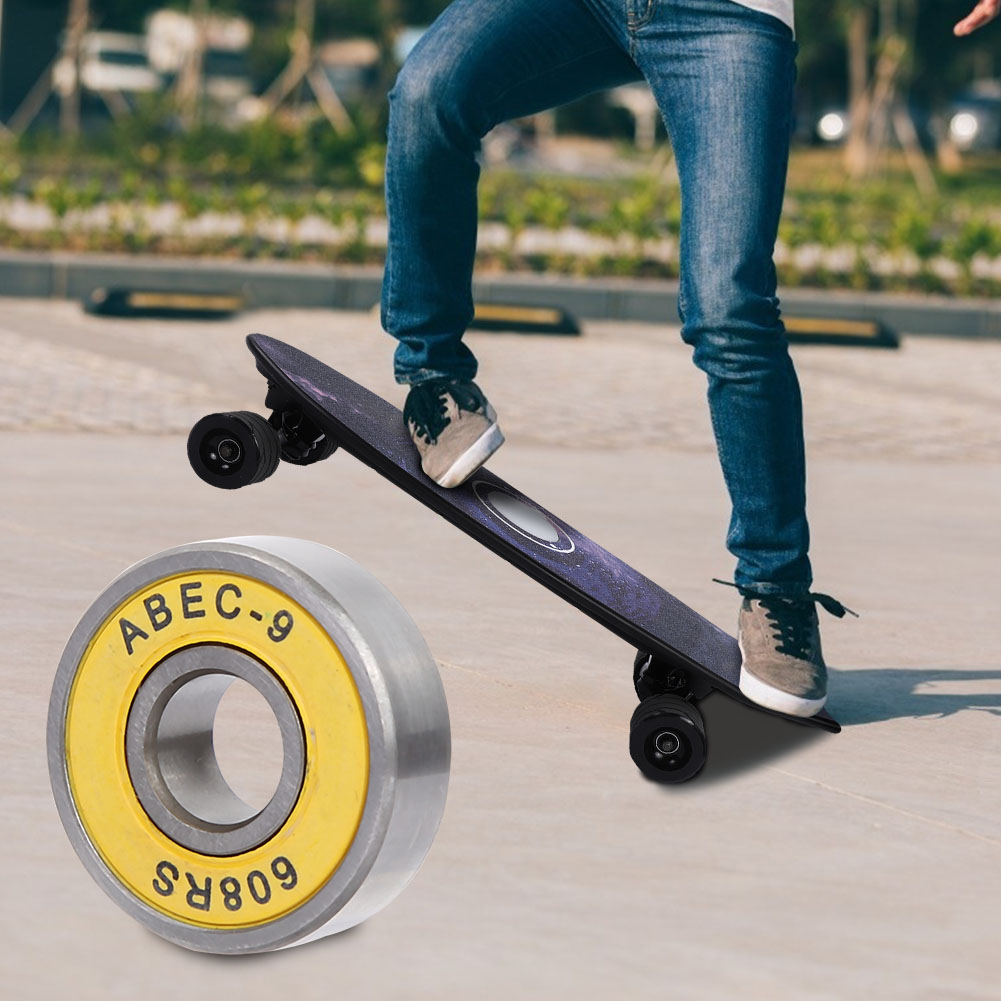 8-Pcs-Skateboard-shoes-Bearing-Skate-Roller-Ball-Bearings-Kit-Scooter-Wheels thumbnail 22