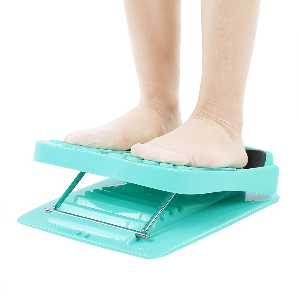 Household-Folding-Foot-Calf-Stretcher-Massage-Leg-Fitness-Slant-Pedal-Board-ABS thumbnail 12