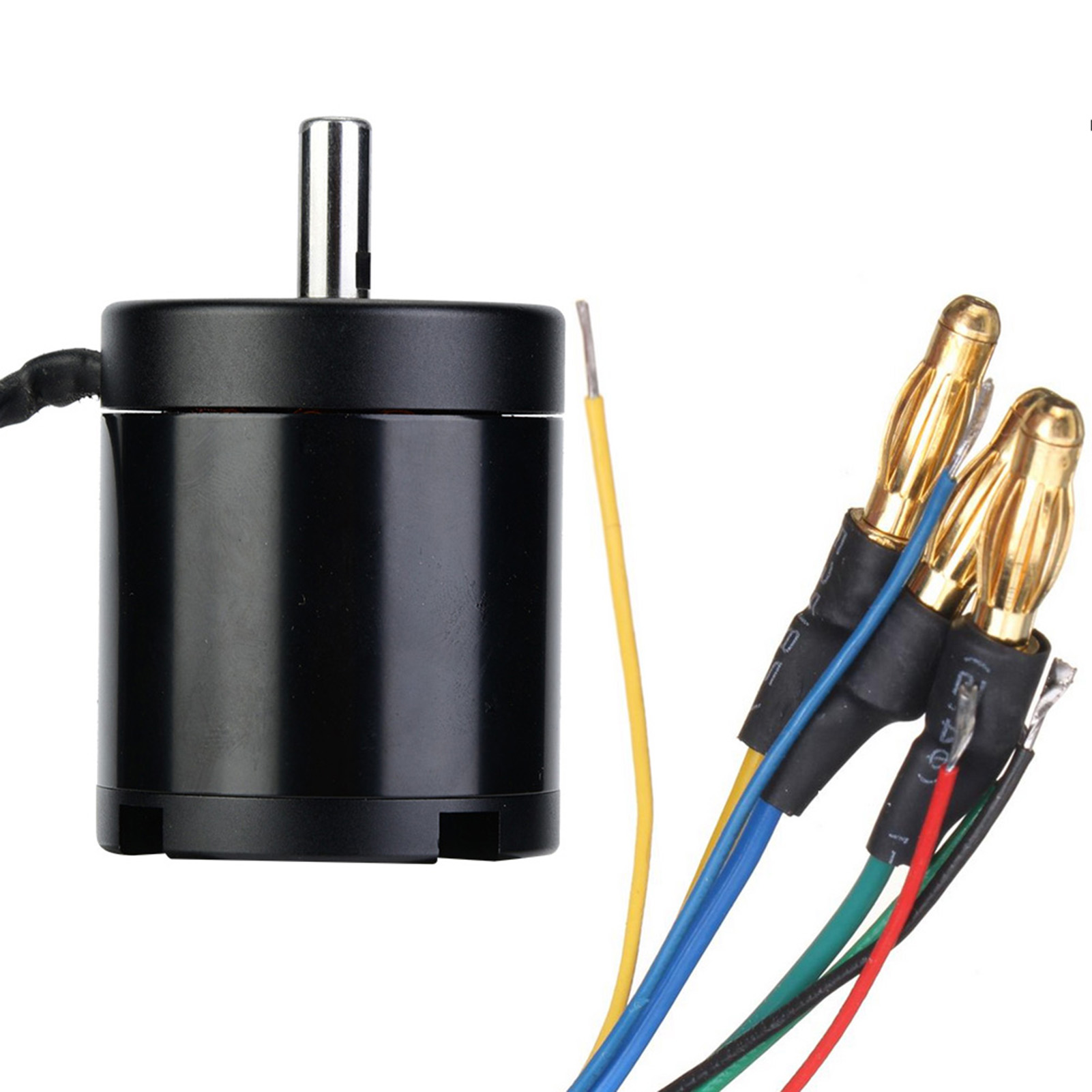 Brushless-Sensorless-6364-200KV-Motor-for-Electric-Balancing-Scooter-Skateboards thumbnail 18