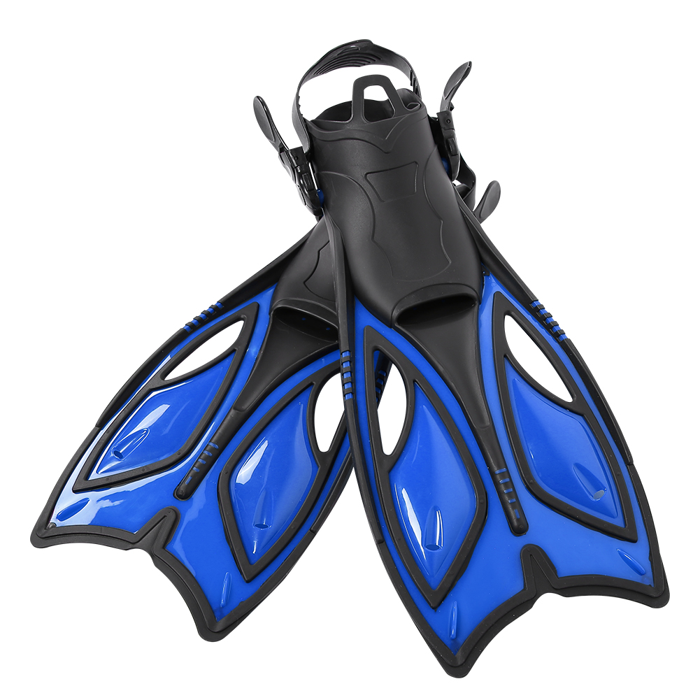 Outdoor-Diving-Fins-Foot-Fin-Flexible-Comfort-Adult-Snorkeling-Water-Sports thumbnail 13