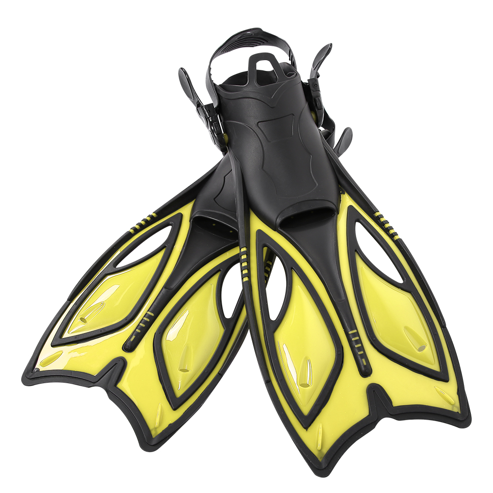Outdoor-Diving-Fins-Foot-Fin-Flexible-Comfort-Adult-Snorkeling-Water-Sports thumbnail 43