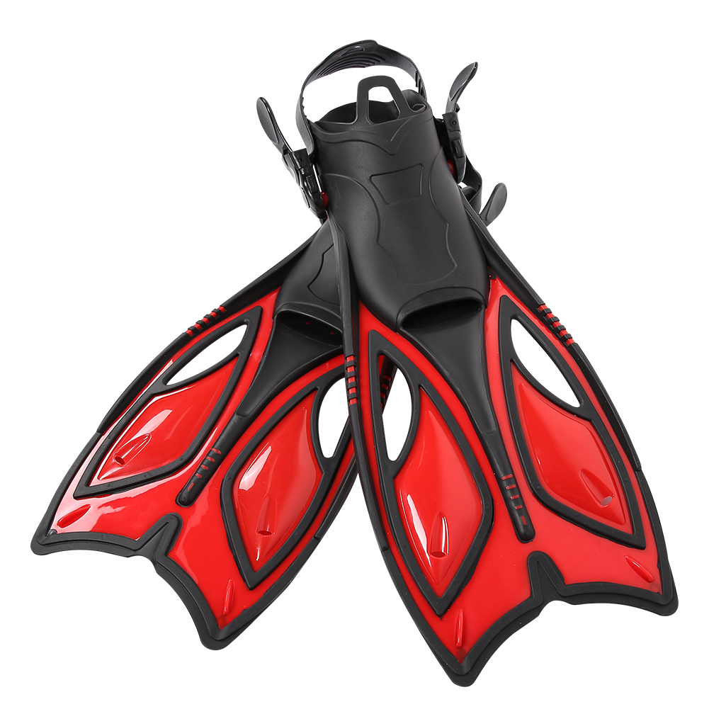 Outdoor-Diving-Fins-Foot-Fin-Flexible-Comfort-Adult-Snorkeling-Water-Sports thumbnail 52