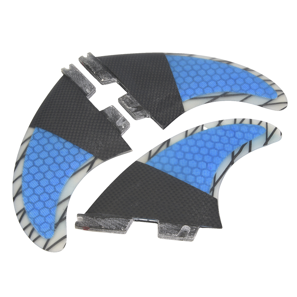 G5//G7 Surfboard Fins Tail Surfboard Surfing Sports Accessories 3 fins One Set