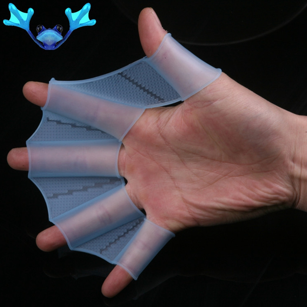 1-Pair-Webbed-Gloves-Finger-Hand-Swimming-Diving-Fins-Swim-Flippers-Hand-Paddle thumbnail 20