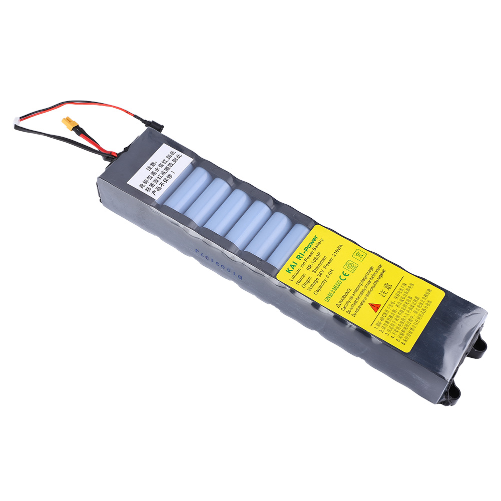Fast-Charging-Rechargeable-36V-6-6-7-8AH-Lithium-Battery-for-1-1-1-2-E-Scooter thumbnail 16