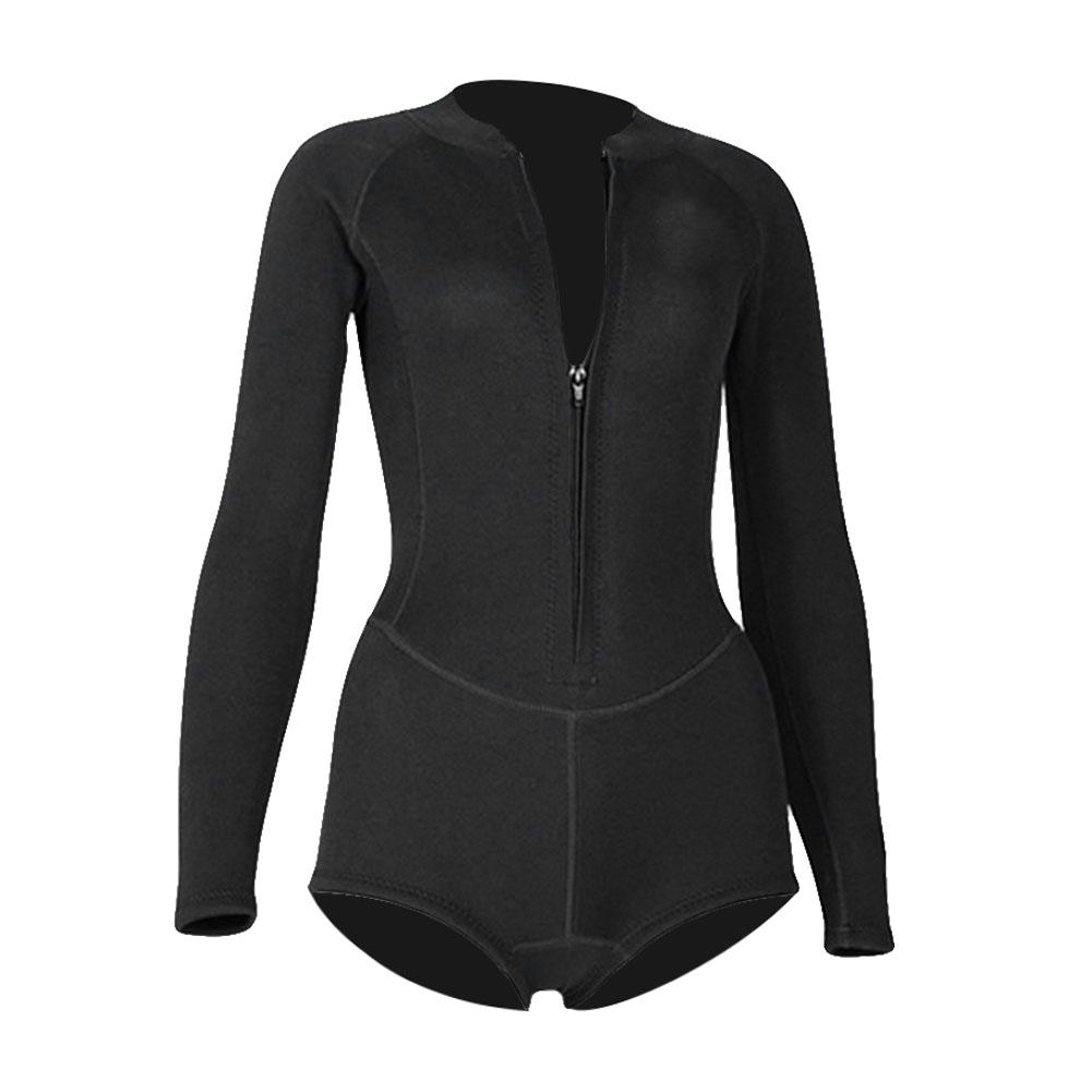 SLINX-Women-Bikini-Diving-Suit-Long-Sleeve-Stocking-Surfing-Wetsuit-Diving-Socks thumbnail 17