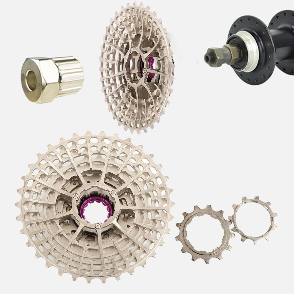 ZTTO Road Bike 12 Speed Flywheel Bicycle Waterproof Cassette Freewheel Tool Part