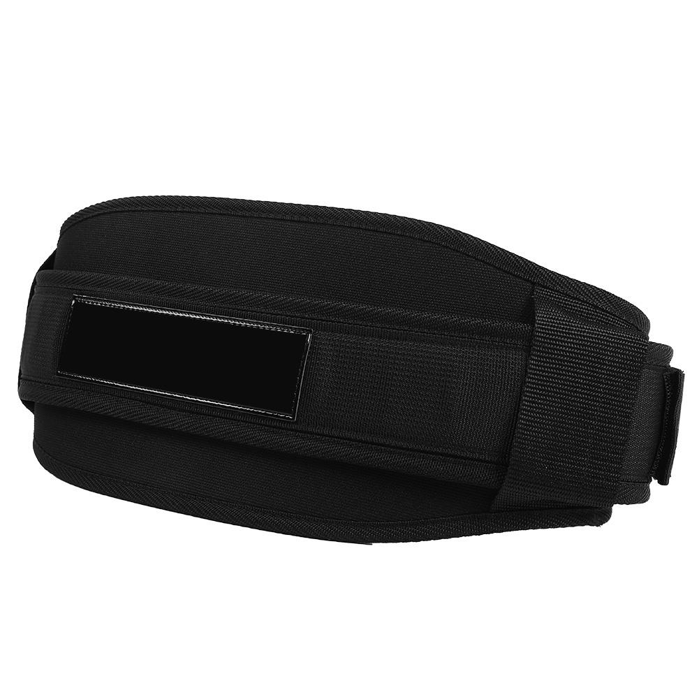AOLIKES-Adjustable-Weightlifting-Fitness-Waist-Slim-Waist-Sanda-Support-Black thumbnail 15