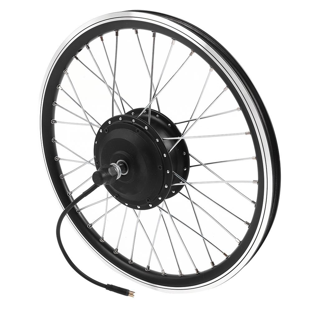36V-48V-250W-Electric-Bicycle-Motor-Wheel-E-Bike-Conversion-Kit-KT900S-Panel thumbnail 15