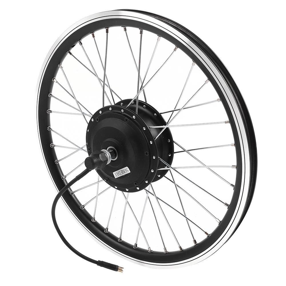 36V-48V-250W-Electric-Bicycle-Motor-Wheel-E-Bike-Conversion-Kit-KT900S-Panel thumbnail 24