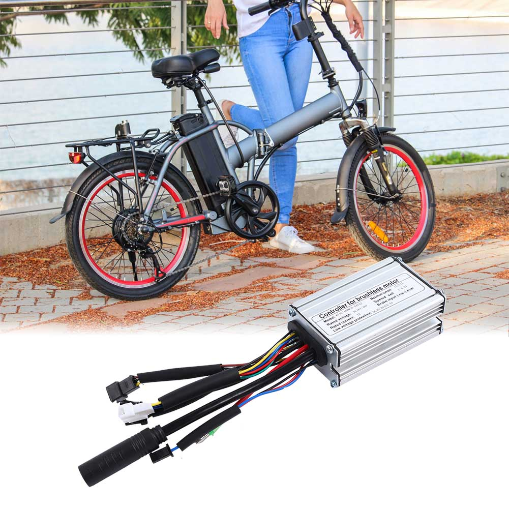 24V-36V-48V-Electric-Bicycle-Bike-Scooter-Brushless-Motor-Speed-Controller-Kit thumbnail 18
