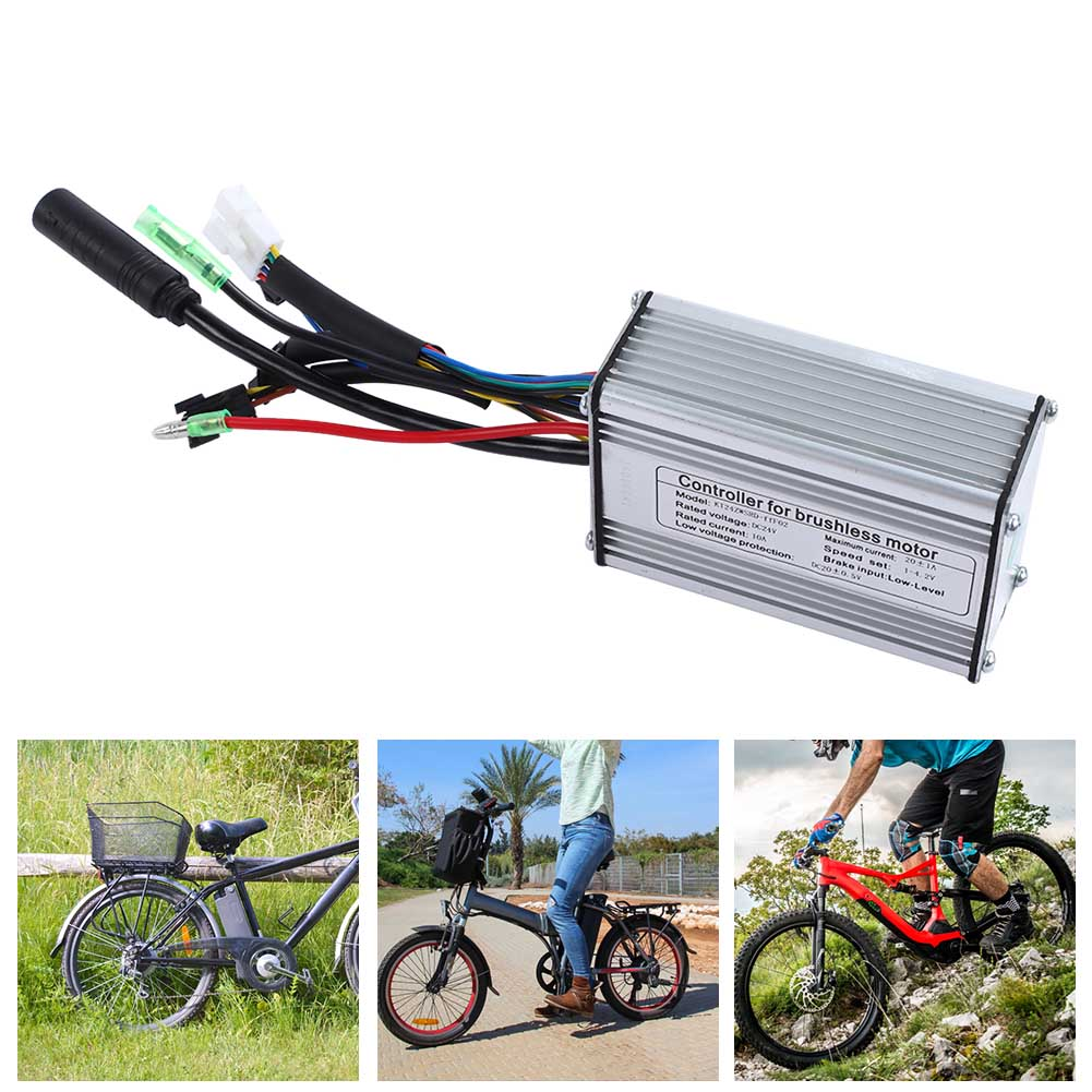 24V-36V-48V-Electric-Bicycle-Bike-Scooter-Brushless-Motor-Speed-Controller-Kit thumbnail 20