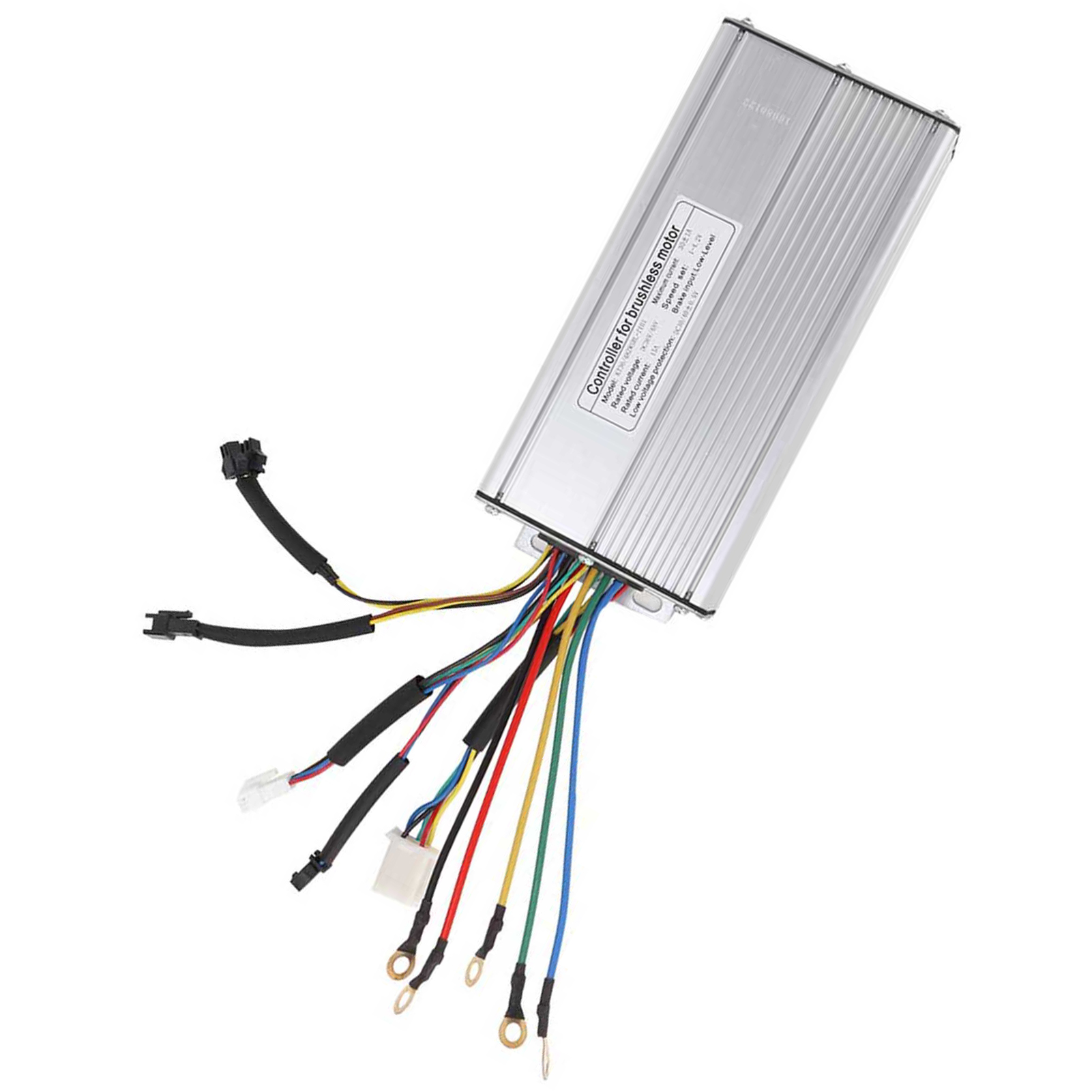 24V-36V-48V-Electric-Bicycle-Bike-Scooter-Brushless-Motor-Speed-Controller-Kit thumbnail 27