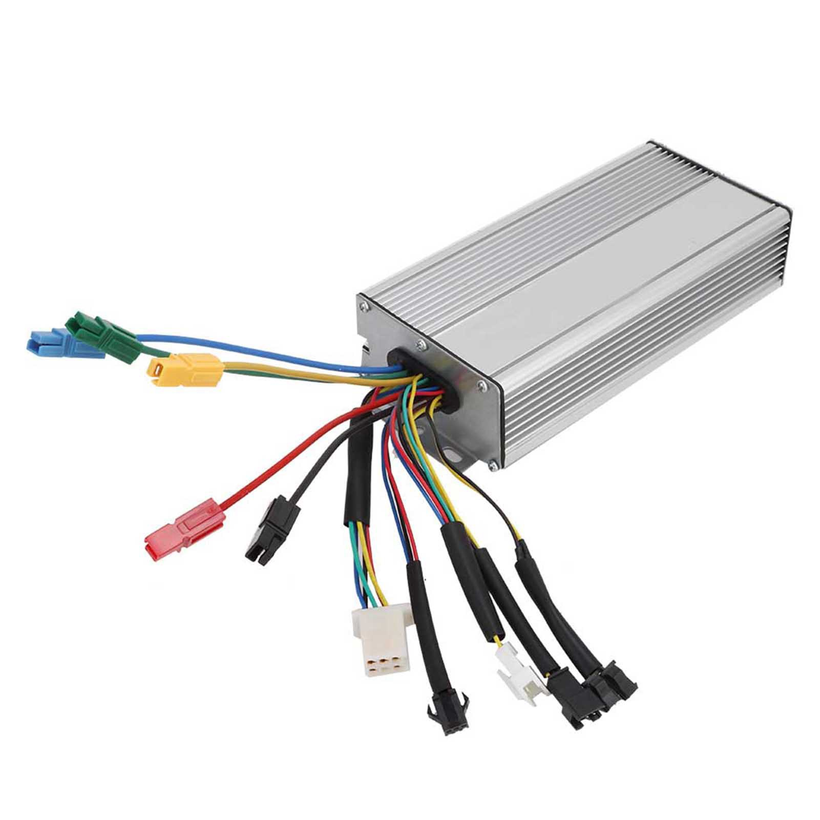 24V-36V-48V-Electric-Bicycle-Bike-Scooter-Brushless-Motor-Speed-Controller-Kit thumbnail 29