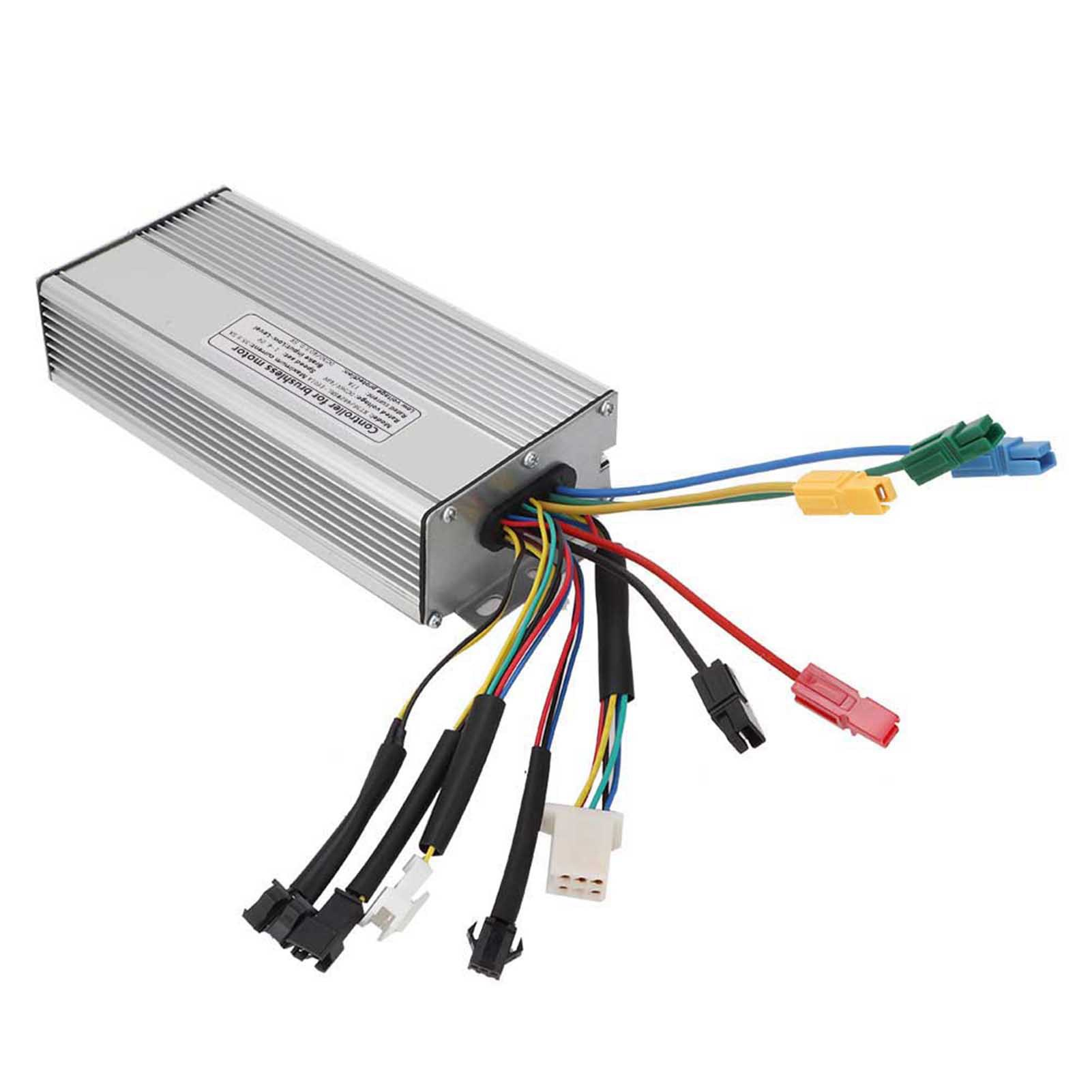 24V-36V-48V-Electric-Bicycle-Bike-Scooter-Brushless-Motor-Speed-Controller-Kit thumbnail 30