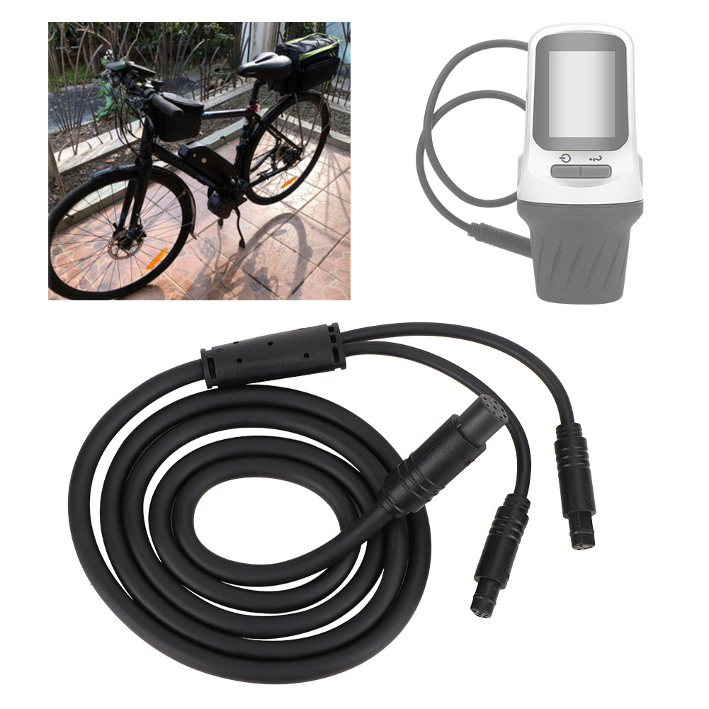 TSDZ2 Electric Bicycle Scooter Finger Handle Speed Switch for XH-18 Instrument