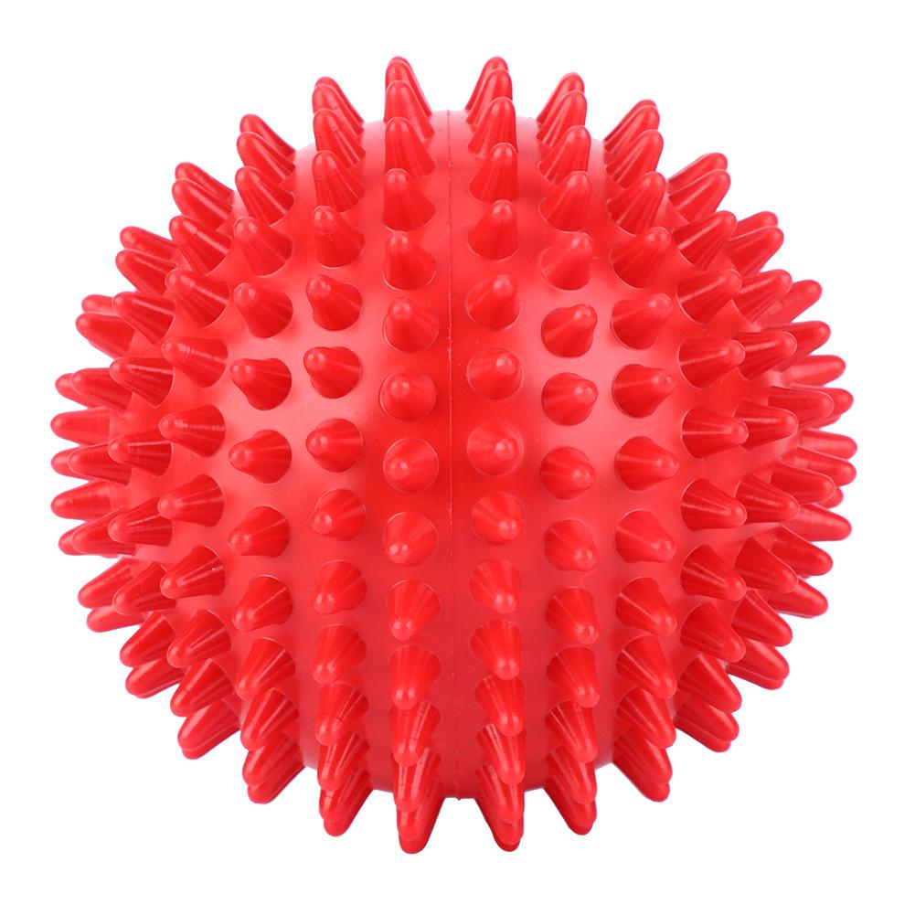 Spiky-Massage-Ball-Trigger-Point-Sport-Fitness-Finger-Foot-Pain-Stress-Relief miniatura 13