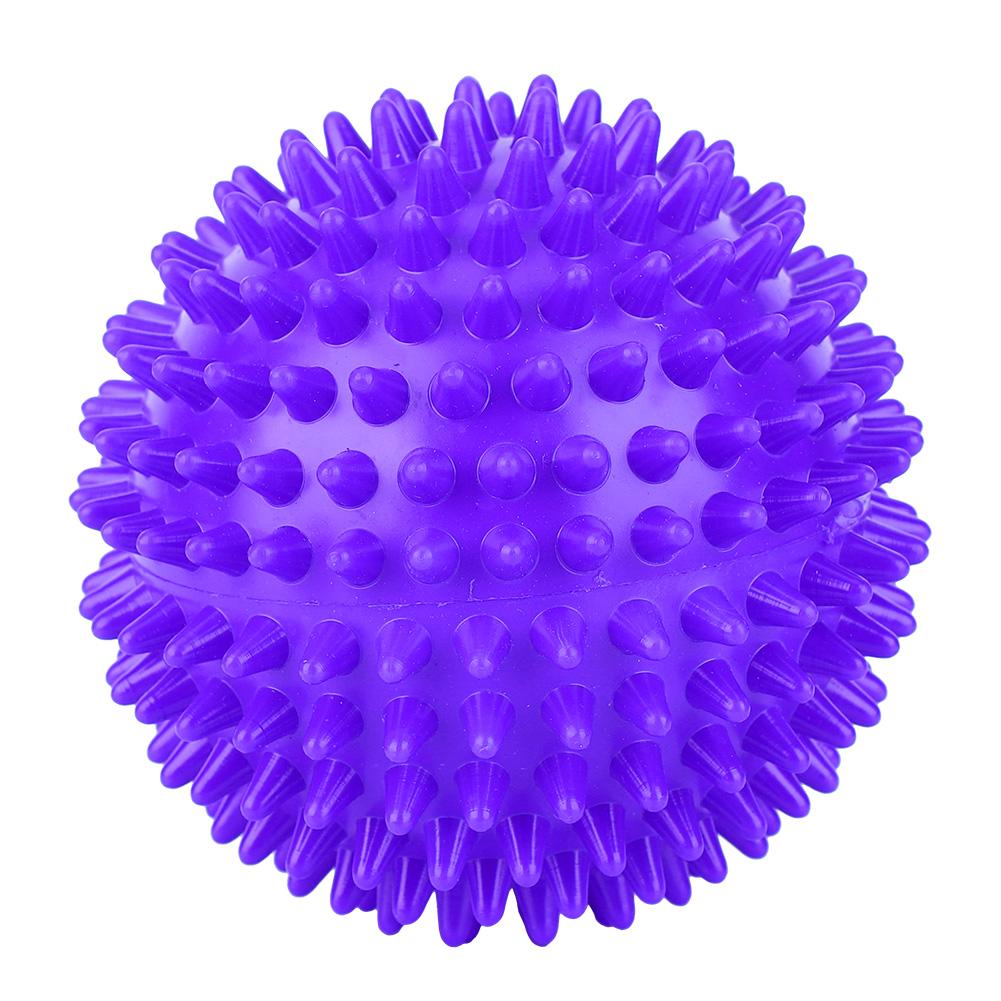Spiky-Massage-Ball-Trigger-Point-Sport-Fitness-Finger-Foot-Pain-Stress-Relief miniatura 26