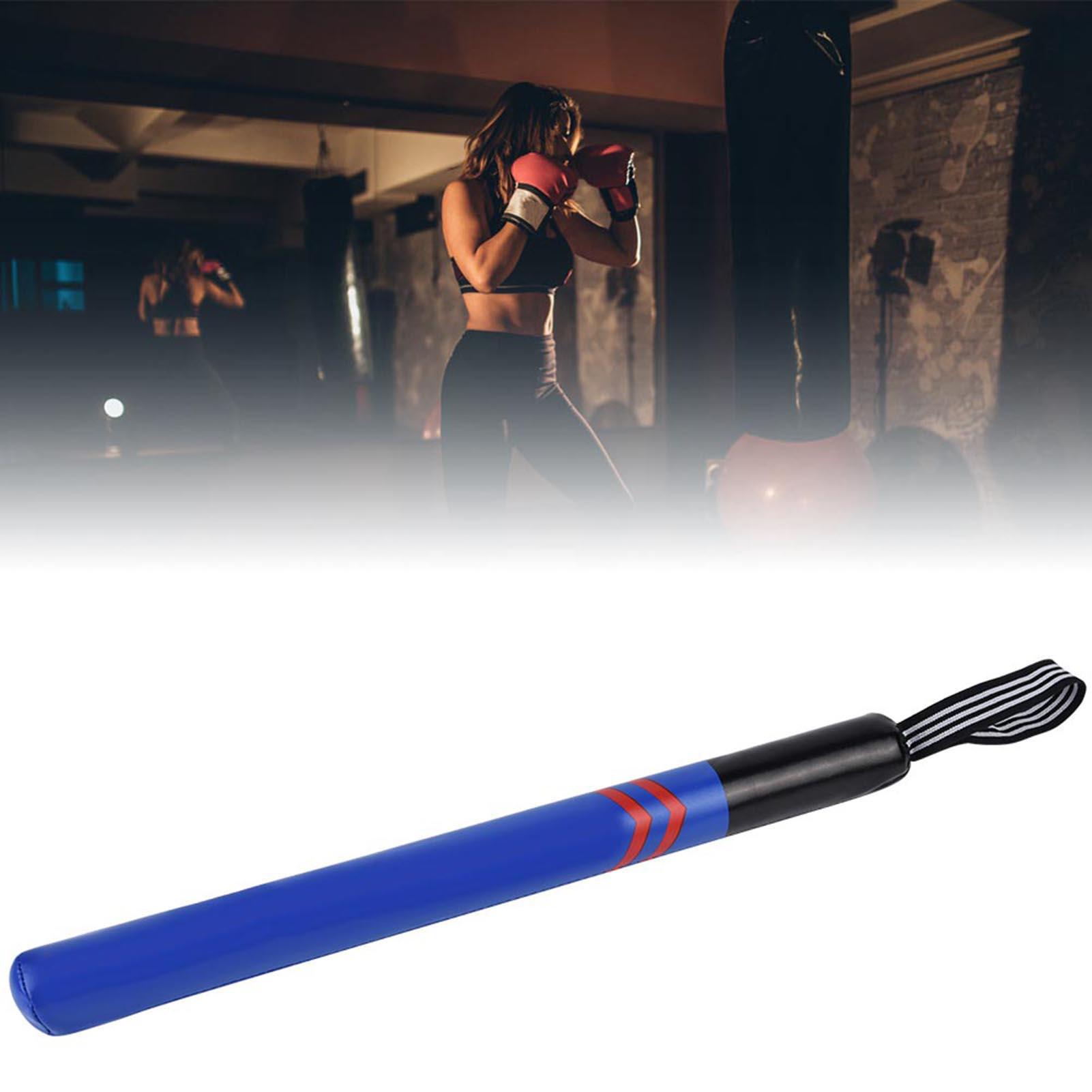 Blue Boxing Stick Target Box Training Tool Fitness Equipment Striking Sticks