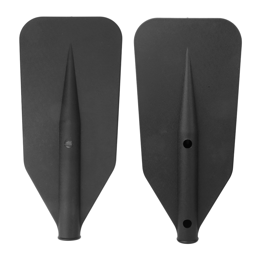 Durable-Black-Paddle-Oar-Blade-Accessory-for-Outdoor-Inflatable-Boat-Canoe-Kayak thumbnail 13