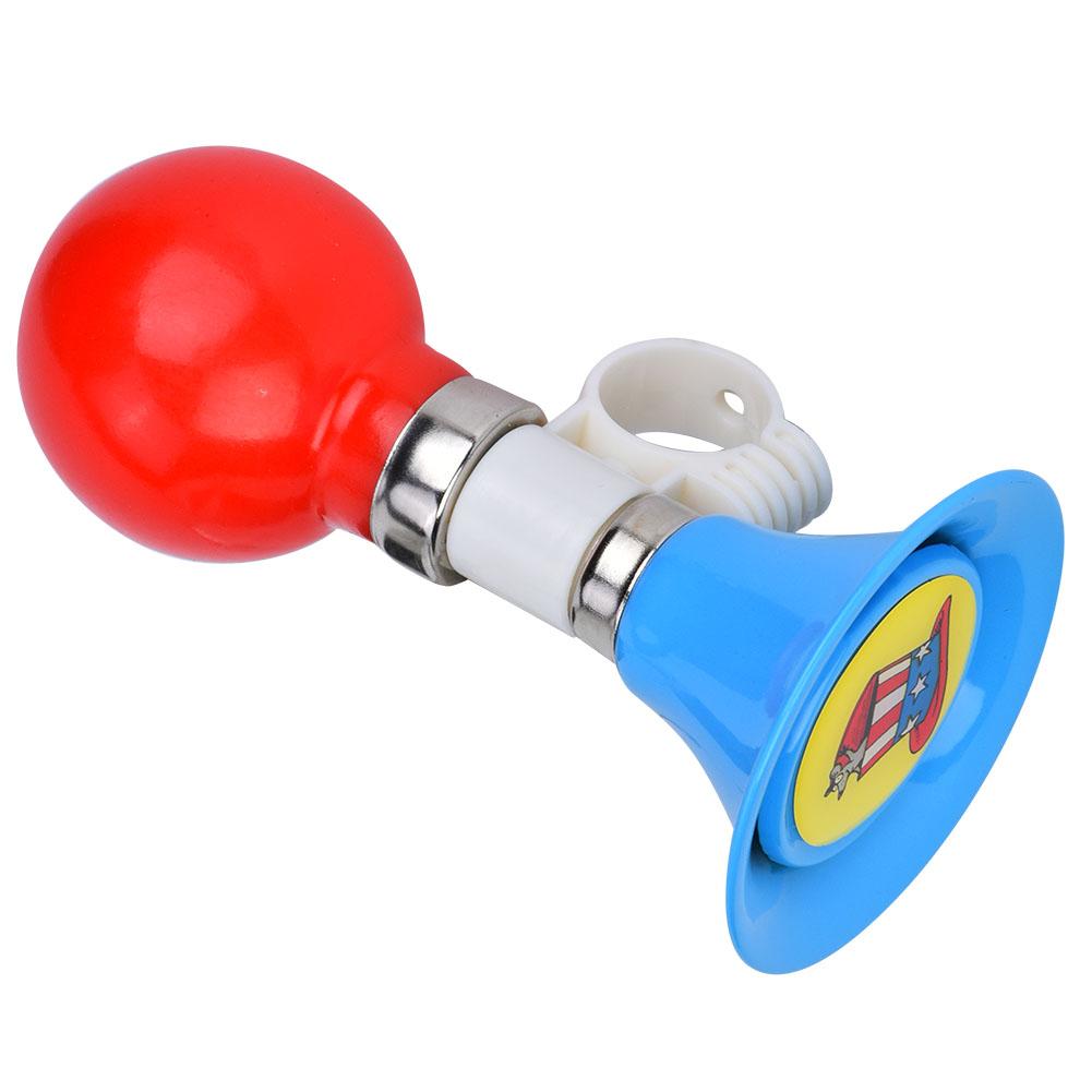 Kid bicycle horn bell ball trumpet warning alarm children bike accessory