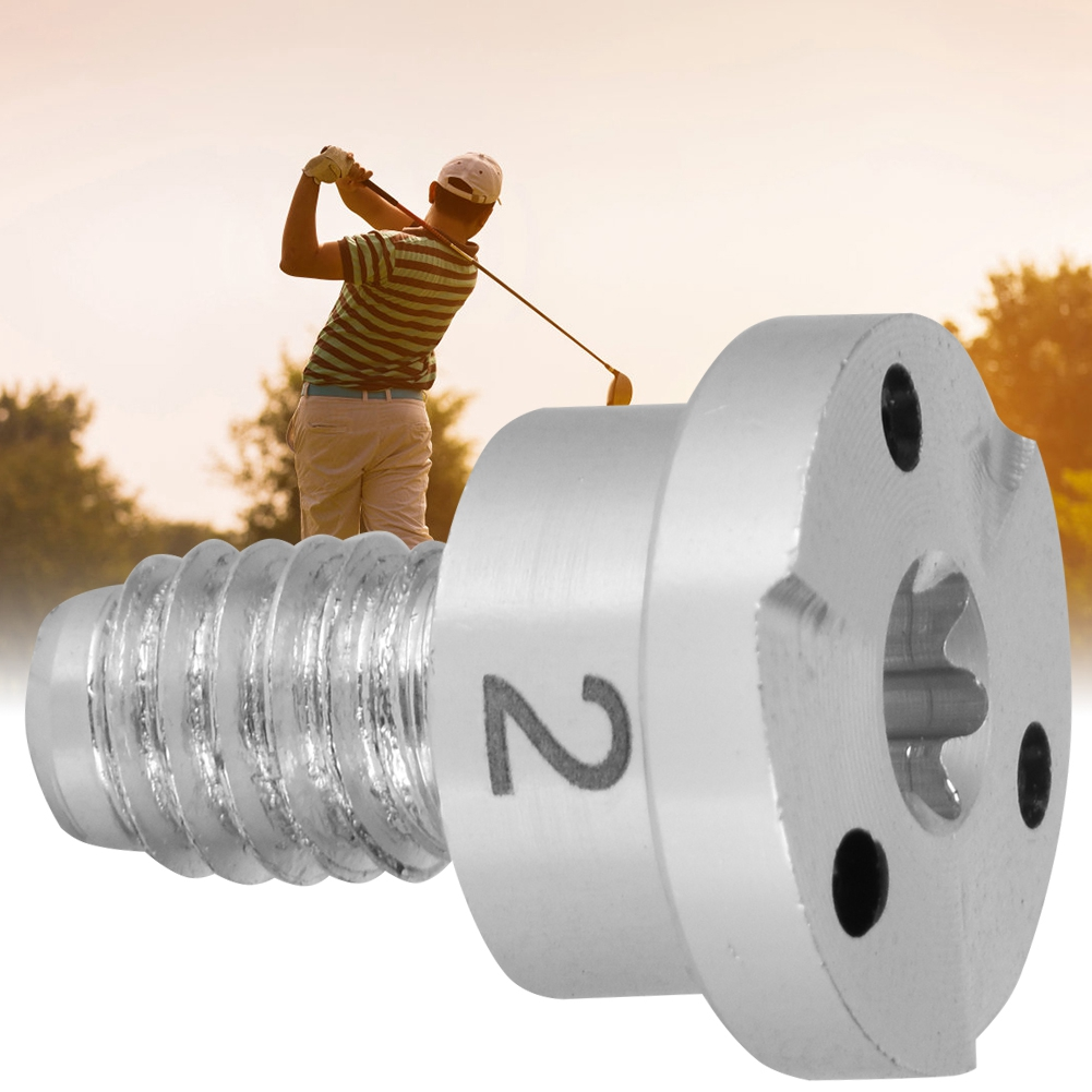 1pc-Portable-Metal-Weight-Screw-Golf-Club-Head-Durable-Golfing-Tackle-Accessory thumbnail 9