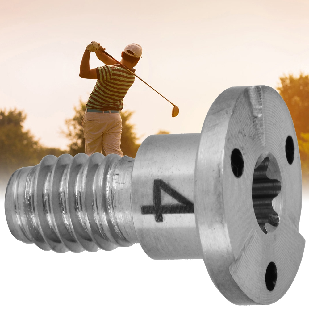 1pc-Portable-Metal-Weight-Screw-Golf-Club-Head-Durable-Golfing-Tackle-Accessory thumbnail 12