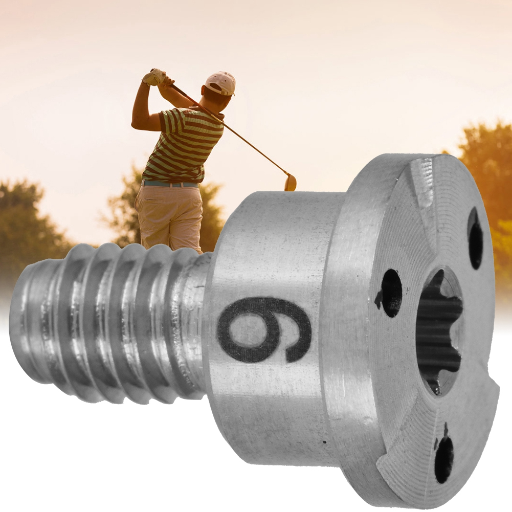 1pc-Portable-Metal-Weight-Screw-Golf-Club-Head-Durable-Golfing-Tackle-Accessory thumbnail 15