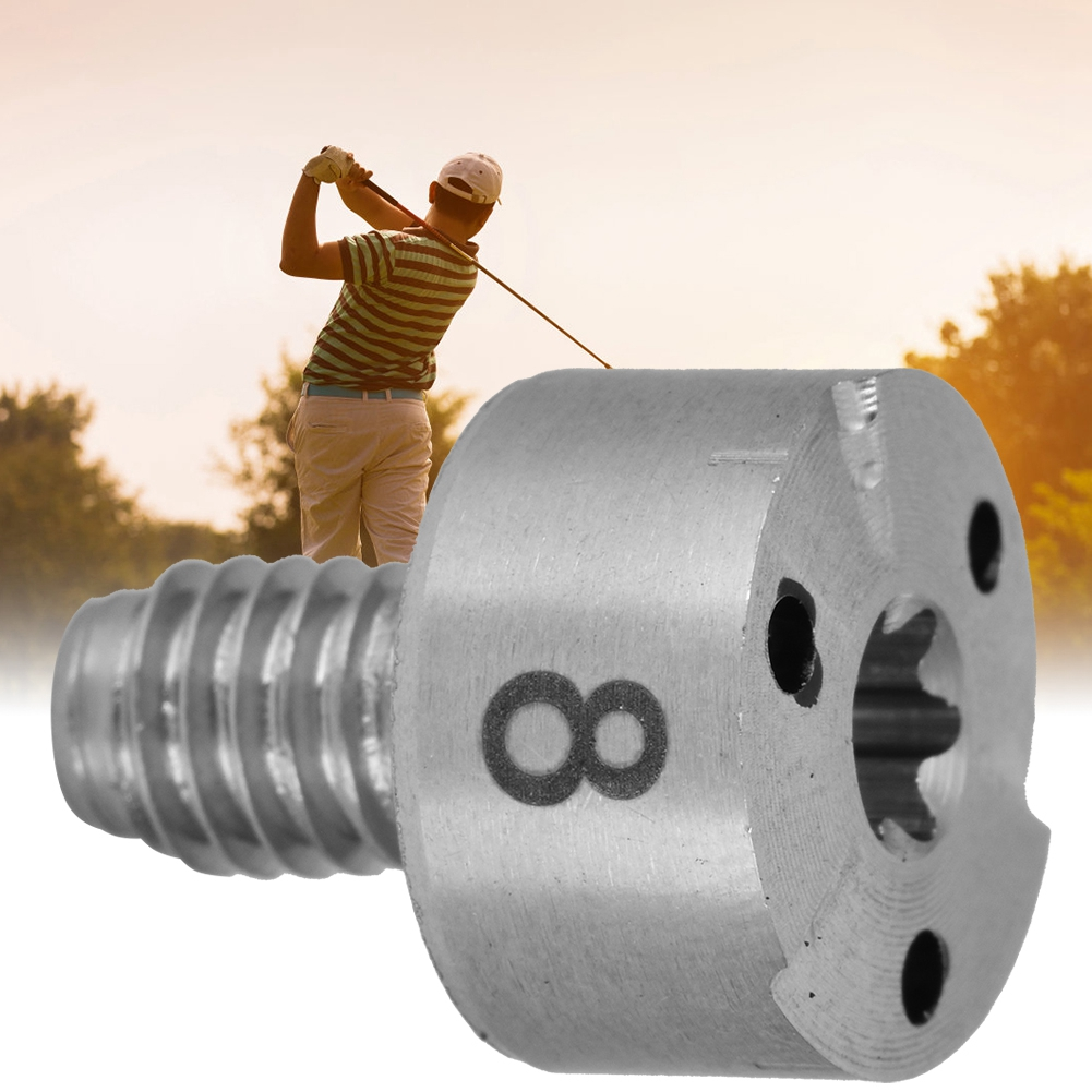 1pc-Portable-Metal-Weight-Screw-Golf-Club-Head-Durable-Golfing-Tackle-Accessory thumbnail 18