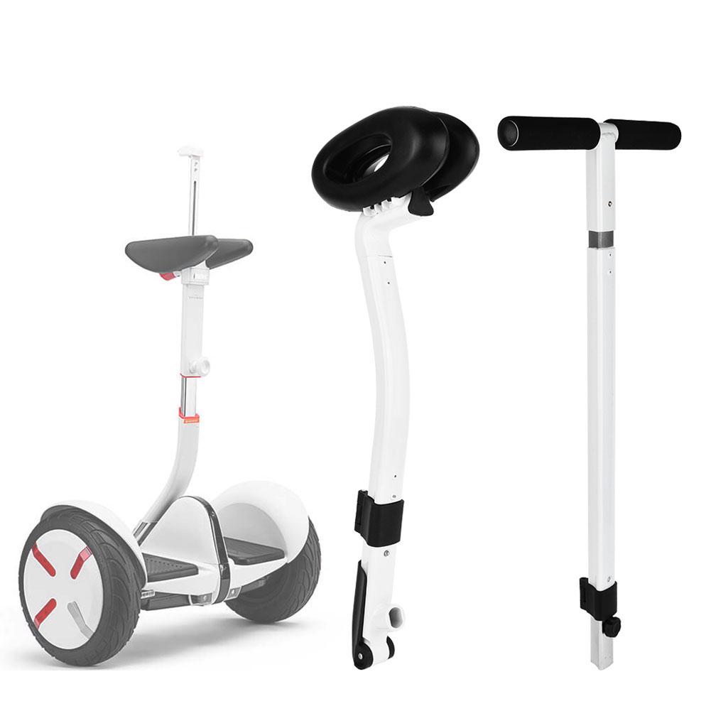 Mini - 9 auto - balanceado, palanca de control de rodilla y control de frenos.
