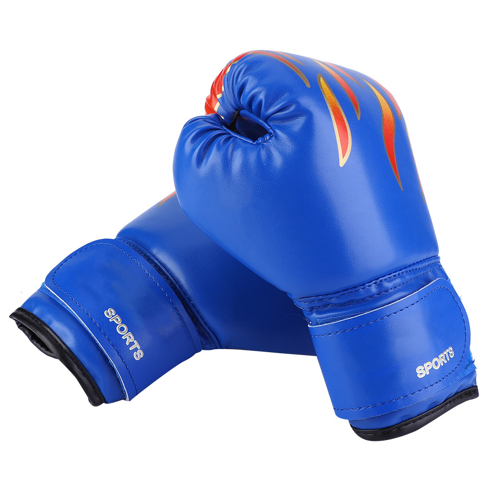Suten Kids Boxing Gloves Training Muay Thai Sparring Kickboxing Fighting Mitts