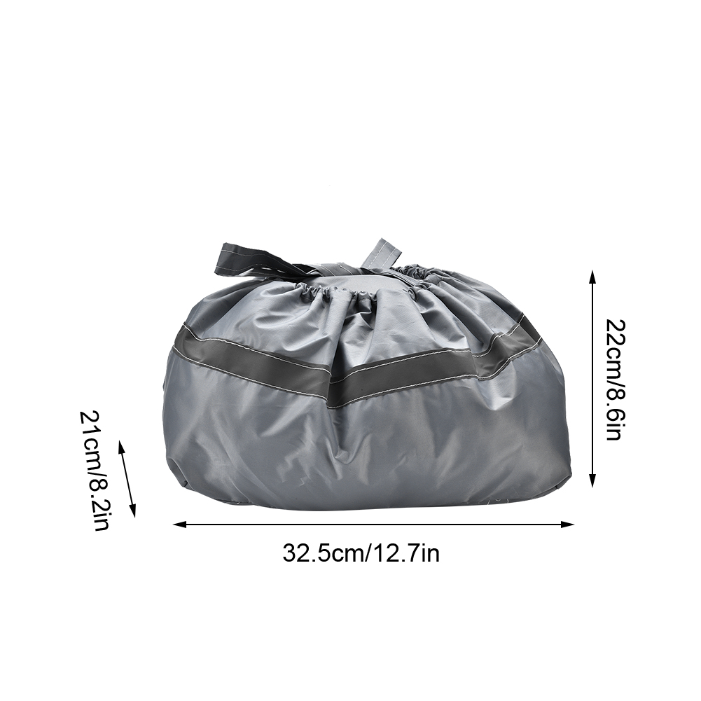 Professional-Waterproof-Mobility-Scooter-Front-Basket-Cover-amp-Bag-Reflective-US thumbnail 15