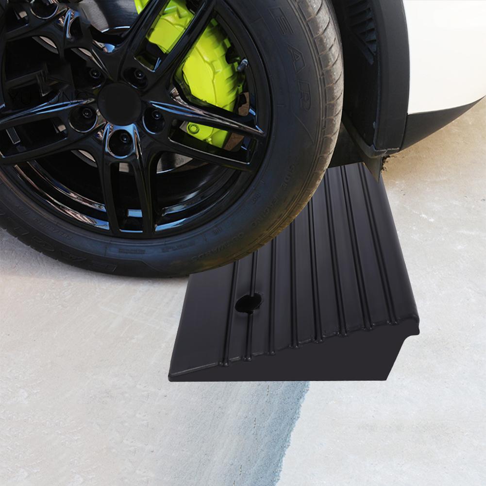 2x 10t Car Driveway Curb Ramp Rubber industrial Heavy Duty G