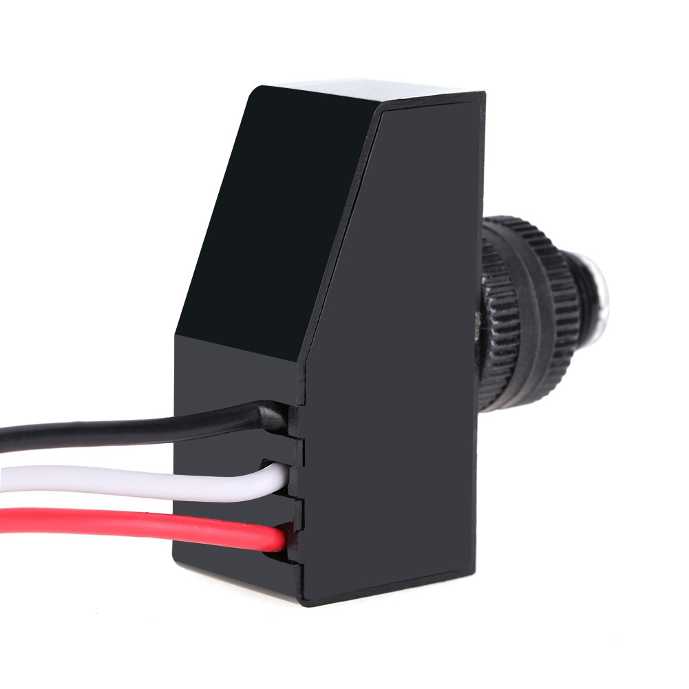 Automatic Light Control Sensor Dc 12v 24v 36v 48v Dusk To