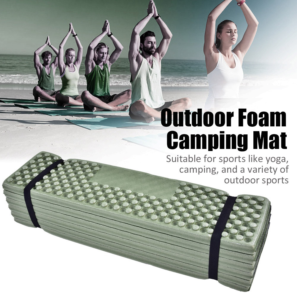 Camping-Mat-Portable-Foam-Folding-Outdoor-Seat-Pad-Waterproof-Picnic-Cushion thumbnail 20