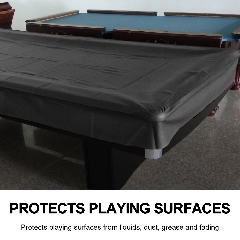 Pool-Table-Cover-Billiard-Table-Cover-Large-8ft-Snooker-Dustproof-Waterproof-New thumbnail 20