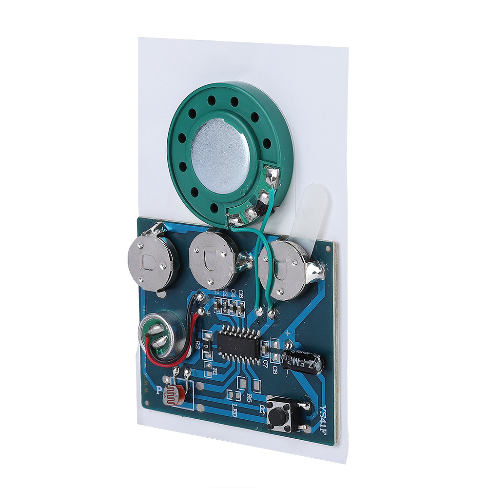 30s music sound voice recordable module chip for diy