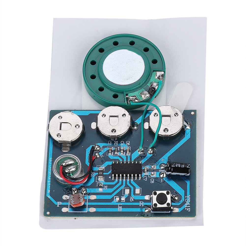 30s Recordable Music Sound Voice Module Chip for DIY ...