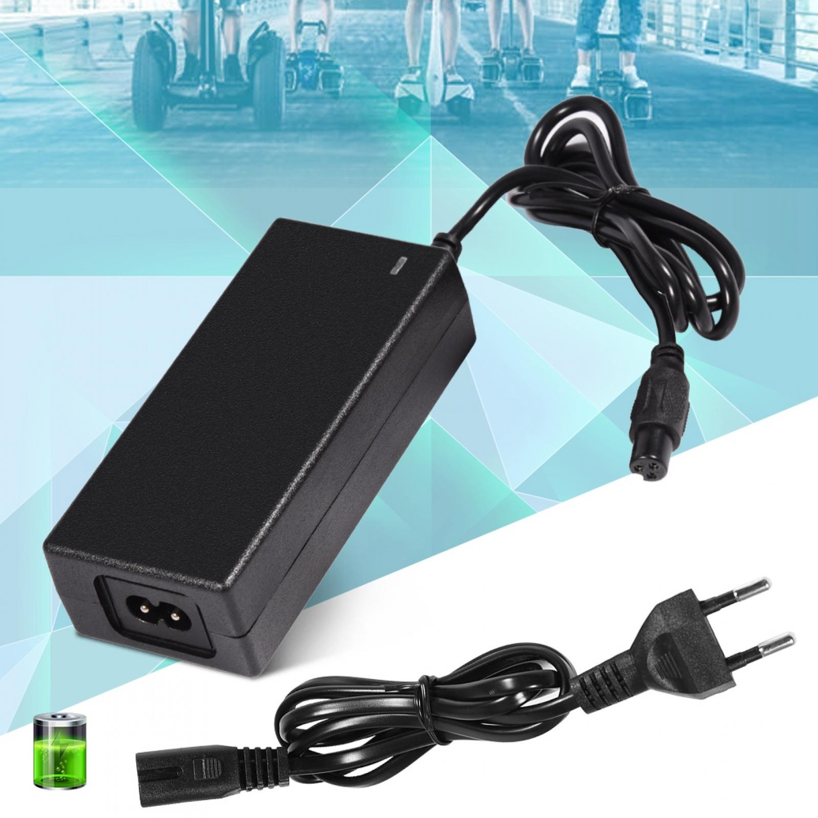 42V-2A-Universal-Battery-Charger-for-Hoverboard-Smart-Balance-Scooter-Hoverboard thumbnail 17