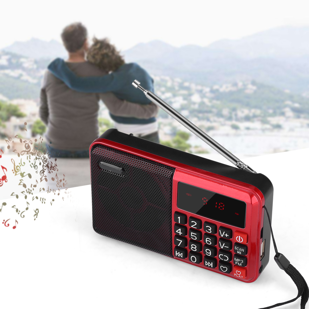 Portable-Digital-World-Full-Band-Radio-Receiver-FM-MW-SW-DAB-Radio-MP3-Player thumbnail 28