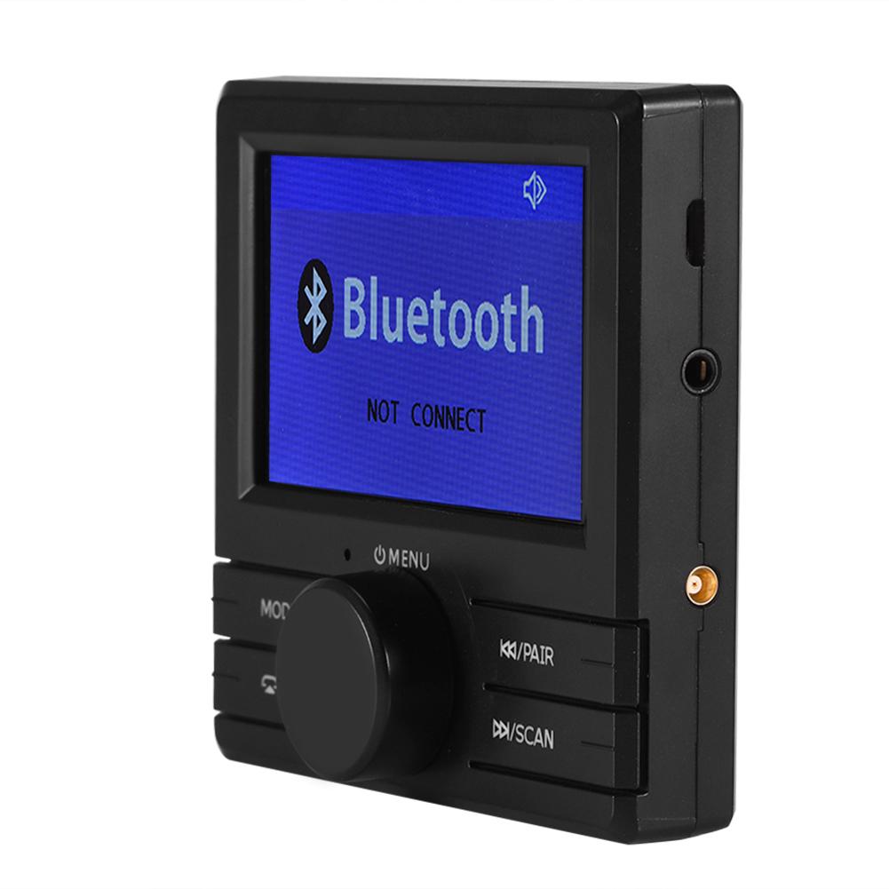 auto digital radio dab audioempf nger fm transmitter tft. Black Bedroom Furniture Sets. Home Design Ideas