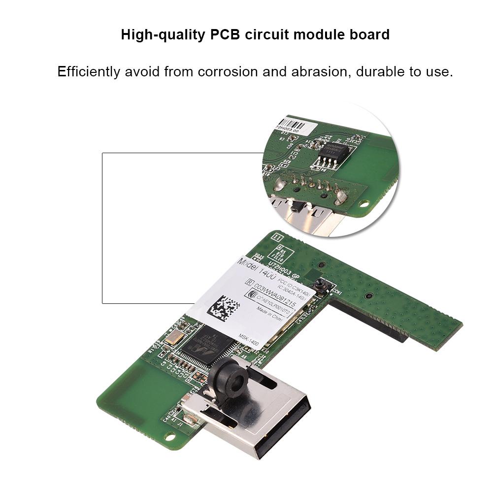Wifi Bluetooth 2 In 1 Card Adapter Circuit Module Board Kit For Xbox
